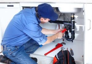 sewer line repair by Reliable Plumbing & Heating